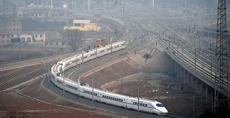 中方驳斥日方说法 表示中国高铁安全没窃取技