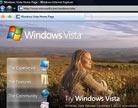 Vista浏览器互联网搜索