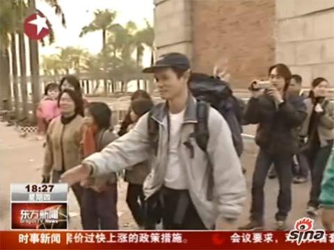 香港1名义工在青海省玉树地震灾区遇难