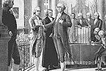 1789年美国第一任总统华盛顿