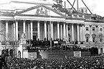 1861年林肯就职大典