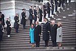 2001年布什首次当选就职大典