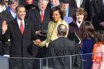 奥巴马宣誓