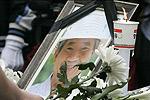 韩国民众悼念卢武铉