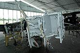 调查报告公布客机残骸照片