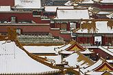 雪后故宫美景