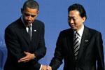 会见美国总统奥巴马
