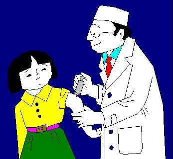 如何处理接种疫苗后的不良反应(资料图)