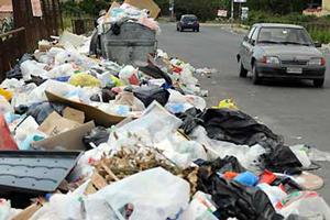 昔日最美海峡意大利巴勒莫如今垃圾堆积如山