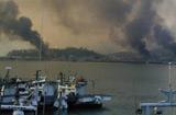 朝鲜炮击韩国一侧延坪岛