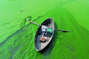 水污染隐患频繁引起健康危机