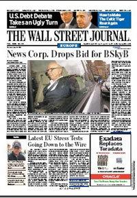 美国《华尔街日报》