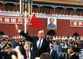 1989年2月 美总统乔治布什访华