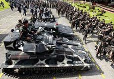 菲陆军没有成建制坦克装甲部队