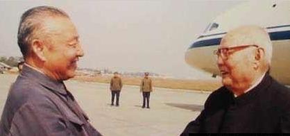 1978年习仲勋主政广东 叶剑英授机宜