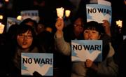 华盛顿邮报:战争威胁令韩国民众紧张