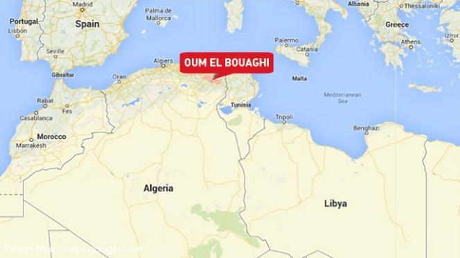阿尔及利亚军用运输机坠毁77人死
