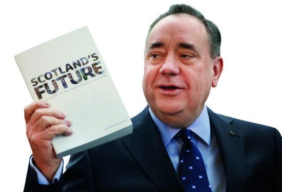 苏格兰公投结果出炉 55%选民反对独立