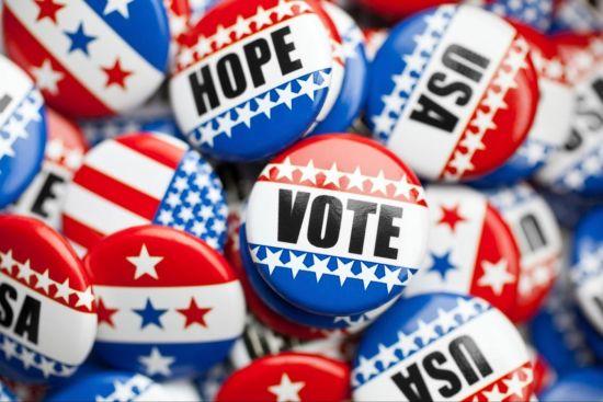 2006美国大选投票
