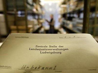 国家纳粹罪行调查中央办公室档案照片。