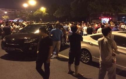 杭州专车司机疑遭钓鱼举报 聚集引大面积拥堵