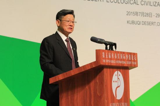 沙祖康 联合国前副秘书长,里约+20可持续发展峰会秘书长