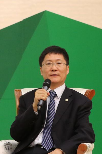 朱春全 世界自然保护联盟驻华代表