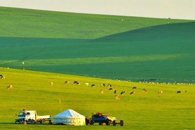 内蒙古:为建设美丽中国加油