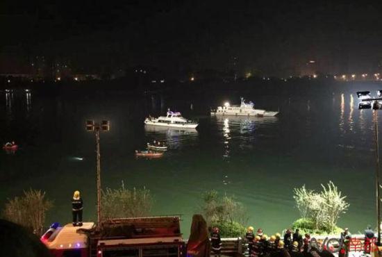 广西柳州市长坠河死 秘书失踪消息不实