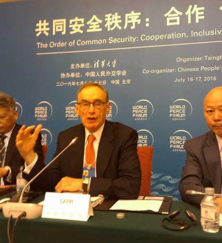 澳大利亚前外长谈中国所面临的外交挑战