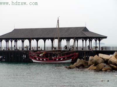 古老航海术香港惊世人