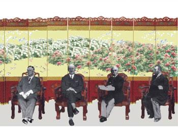 中国伟人蜡像馆馆长章默雷:捍卫尊严的诺言