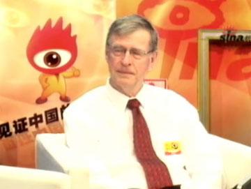 金元浦:北京为奥运做出了重大贡献