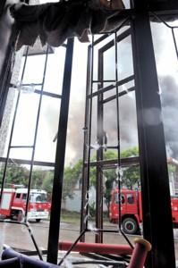 广西宜州化工厂昨发生爆炸