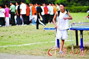 北川中学开学见闻:69名同学仅9人回来报到(图)