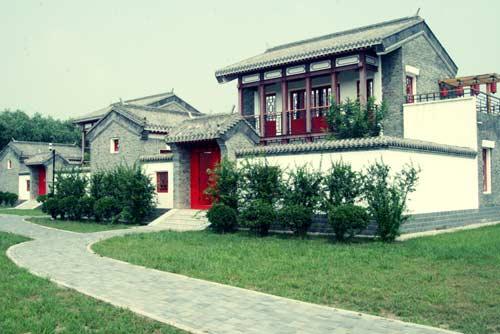 天津最美乡村评选候选村庄:杨柳青庄园