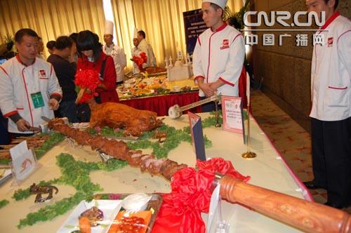 新疆首届航空美食大赛火热开场[图]