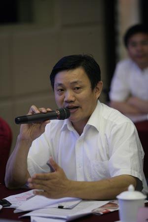 马健荣:深入履行责任实现多赢发展