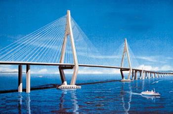 港珠澳大桥公开征集210亿贷款意向