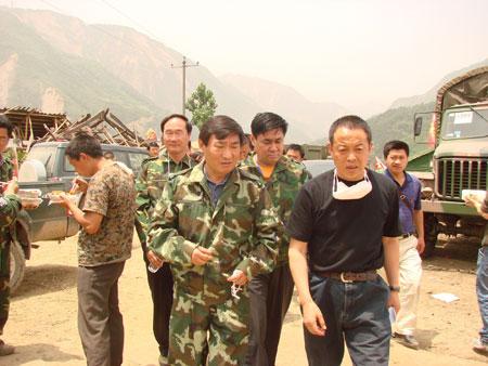 2008感动中国候选人:经大忠(图)