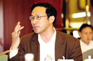 2008感动中国推委会成员:陈章良(图)