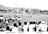 大塔吊泄密:马尾造船厂前划龙舟(图)