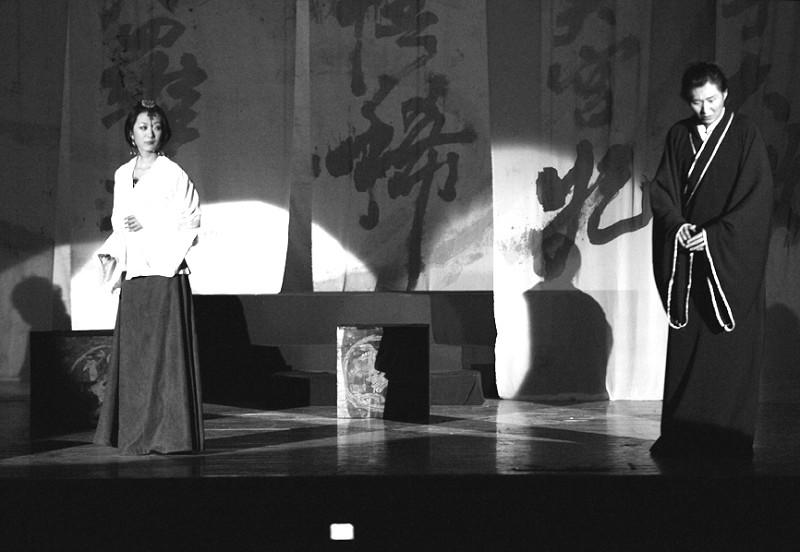 女性主义话剧《美人计》:西施与两千年后的女