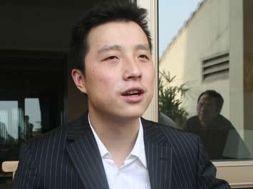 2008年中国魅力50人评选候选人:古力