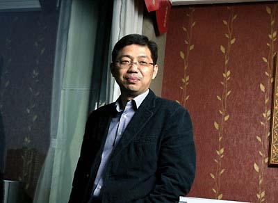 2008年中国魅力50人评选候选人:巴曙松