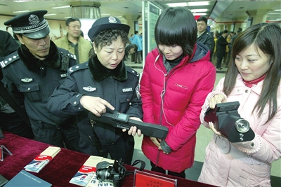 北京地铁自安检起71人被拘曾检出迫击炮教练弹