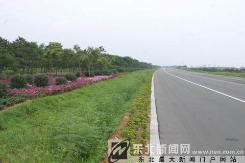 葫芦岛滨海大道 带动全市发展之路