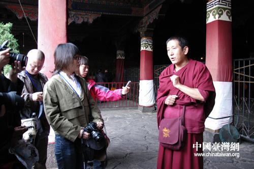 记者走进雪域高原古老寺庙拉萨大昭寺(组图)