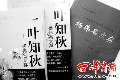 """""""民间顾准""""农民先觉者杨伟名(图)"""