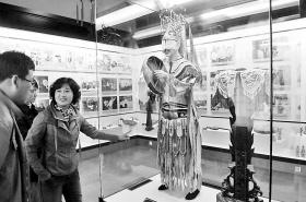 吉林满族陈列馆将于近日开放